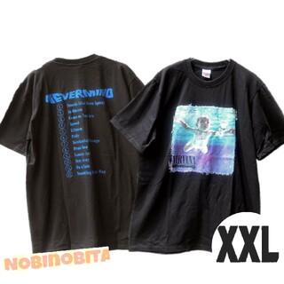 XXL/半袖ニルヴァーナ nevermind Tシャツ(Tシャツ/カットソー(半袖/袖なし))