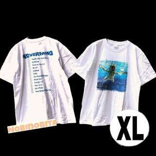 XL/半袖ニルヴァーナ nevermind Tシャツ(Tシャツ/カットソー(半袖/袖なし))