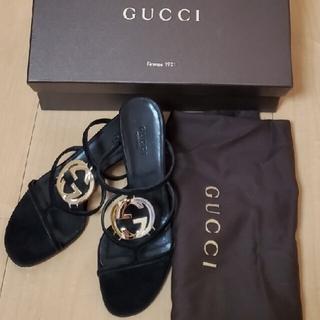 グッチ(Gucci)のGUCCI  (ミュール)