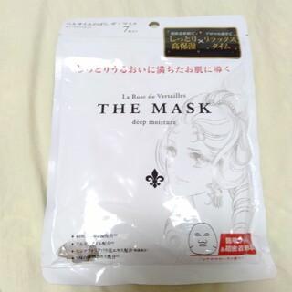バンダイ(BANDAI)のベルサイユのばら THE MASK ディープモイスチュア(7枚入) 1袋(パック/フェイスマスク)