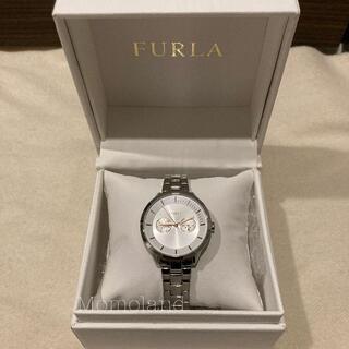 フルラ(Furla)の◇美品◇ FURLA フルラ レディース 時計 シルバー(腕時計)