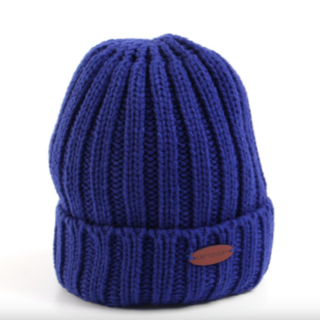 アンパサンド(ampersand)のAmpersand ニット帽 無地 50㌢ 新品(帽子)
