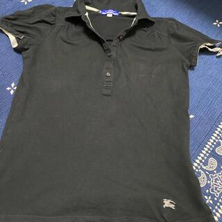 バーバリーブルーレーベル(BURBERRY BLUE LABEL)のバーバリーブルーレーベル♪ポロシャツ(ポロシャツ)