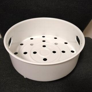 アイリスオーヤマ - 未使用★銘柄炊き IHジャー炊飯器 蒸しプレート★RC-IB50★蒸し料理に♪