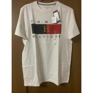 トミーヒルフィガー(TOMMY HILFIGER)の『新品』トミーヒルフィガー メンズ Tシャツ(Tシャツ/カットソー(半袖/袖なし))
