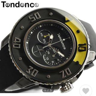 テンデンス(Tendence)のTendence // G-52 クロノグラフ・チタニウム(腕時計(アナログ))