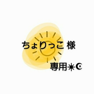 ちょりっこ様♡専用☀︎☪︎ ハンドメイド お薬手帳カバー(母子手帳ケース)