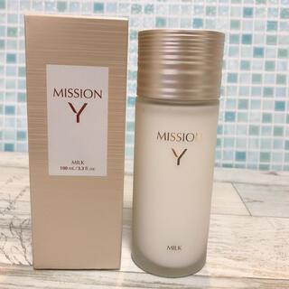 エイボン(AVON)の乳液 ミッション Y ミルク d  100mL(乳液/ミルク)