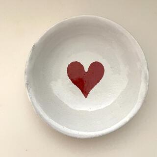 アッシュペーフランス(H.P.FRANCE)のアスティエ・ド・ヴィラツト ハート小皿(食器)