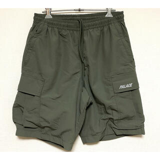 Supreme - palace shell cargo shorts カーゴ ナイロン ショーツ