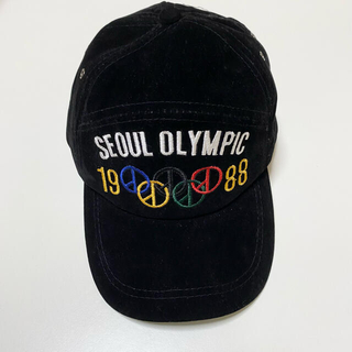 ピースマイナスワン(PEACEMINUSONE)のPEACEMINUSONE ソウルオリンピックキャップ(キャップ)