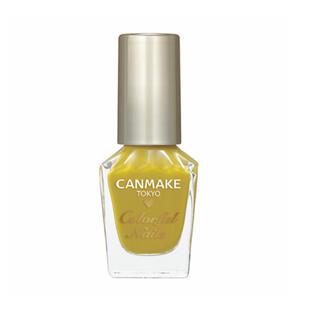 キャンメイク(CANMAKE)の新品 未開封 キャンメイク カラフルネイルズ N58 限定色(ネイルケア)