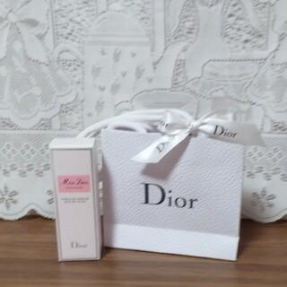 ディオール(Dior)のディオール ミスディオール  ローズ&ローズ ローラーパール(香水(女性用))