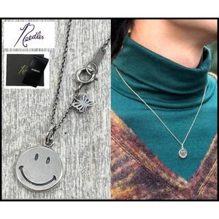 ニードルス(Needles)のNEEDLES PENDANT 925 SILVER ネックレス smile(ネックレス)