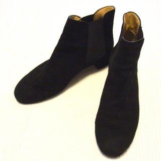 イエナスローブ(IENA SLOBE)のスエードサイドゴアブーツ(ブーツ)