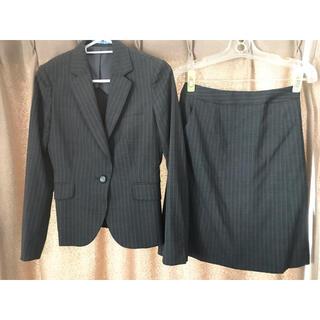 アオキ(AOKI)のレディースAOKI Premium Wash スーツ上下 SSサイズ(スーツ)