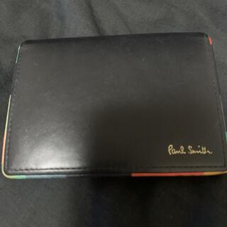 ポールスミス(Paul Smith)のポールスミス パスケース カードケース 定期入れ アーティストストライプ(名刺入れ/定期入れ)