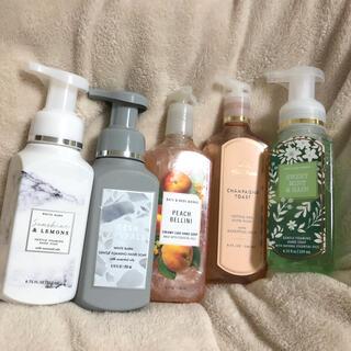 バスアンドボディーワークス(Bath & Body Works)のbath and bodyworks(日用品/生活雑貨)