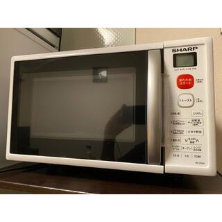 シャープ(SHARP)のSHARP RE-S50A-W オーブンレンジ オーブン 電子レンジ(電子レンジ)