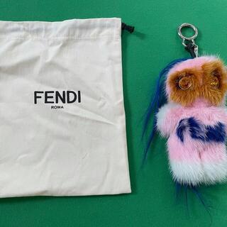 FENDI(フェンディ)バッグバグズ ビジュー(キーホルダー)