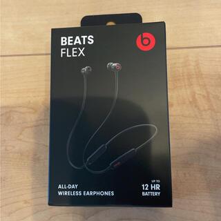 ビーツバイドクタードレ(Beats by Dr Dre)のBEATS FLEX ビーツフレックス 新品未開封(ヘッドフォン/イヤフォン)