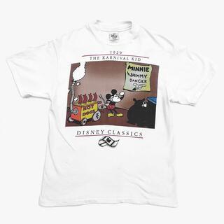 90sヴィンテージ・ミッキー|Karnival Kid Tシャツ(Tシャツ/カットソー(半袖/袖なし))