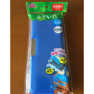 イオン(AEON)の新品 未使用 両面ひらきタイプふでいれ 横幅フィット 筆箱 定価1650円(ペンケース/筆箱)