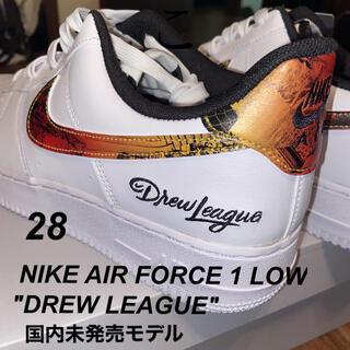 """ナイキ(NIKE)のNIKE AIR FORCE 1 LOW """"DREW LEAGUE""""(スニーカー)"""