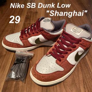 """ナイキ(NIKE)のNike SB Dunk Low""""Shanghai"""" (スニーカー)"""