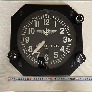 【非売品】BREITLING(ブライトリング)掛時計