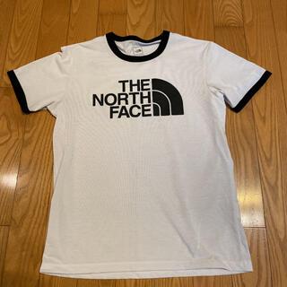 ザノースフェイス(THE NORTH FACE)のTHE NORTH FACE リンガーTシャツ S(Tシャツ/カットソー(半袖/袖なし))