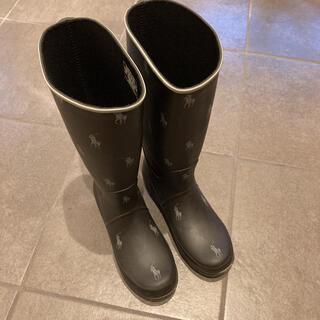 ポロラルフローレン(POLO RALPH LAUREN)のラルフローレン 長靴 レインブーツ(レインブーツ/長靴)