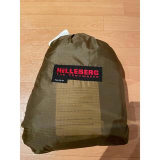 ヒルバーグ(HILLEBERG)のtarp20xp サンドカラー(テント/タープ)