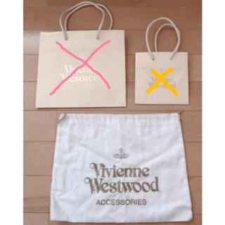 ヴィヴィアンウエストウッド(Vivienne Westwood)のVivienne westwood ショッパー 保存袋(ショップ袋)