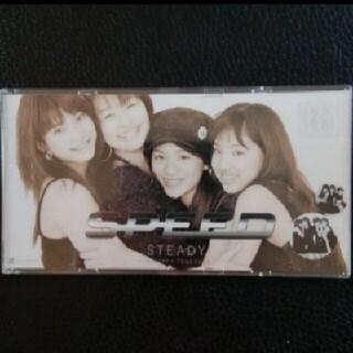 【送料無料】8cm CD ♪ SPEED ♪ STEADY(ポップス/ロック(邦楽))