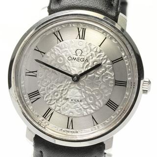 オメガ(OMEGA)のオメガ デビル レリーフ   手巻き メンズ 【中古】(腕時計(アナログ))
