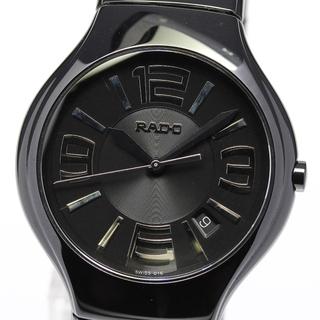 ラドー(RADO)の☆美品  ラドー ダイヤスター デイト 115.0653.3 メンズ 【中古】(腕時計(アナログ))