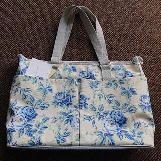 ローラアシュレイ(LAURA ASHLEY)の新品 ローラアシュレイ マザーズバッグ 付属品付き(マザーズバッグ)