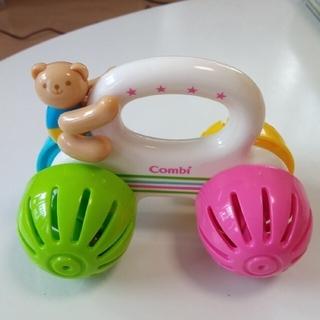 コンビ(combi)のコロコロベル(知育玩具)
