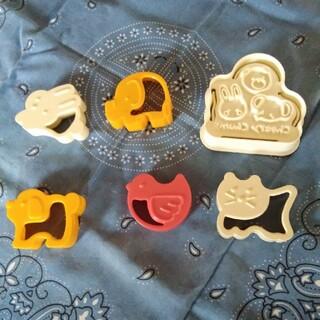 サンリオ(サンリオ)のSANRIO チアリーチャムのクッキー型(調理道具/製菓道具)