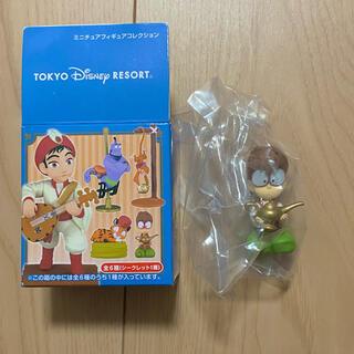 ディズニー(Disney)のミニチュア フィギュア コレクション ディズニー アラビアン コースト アシーム(ミニチュア)
