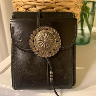 ゴローズ(goro's)のゴローズ 二つ折り財布 フラワーコンチョ(財布)