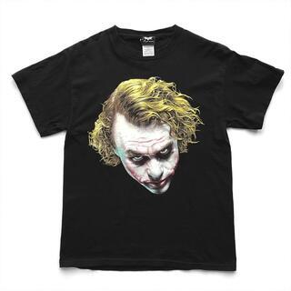 00sヴィンテージ|バットマン・ダークナイト Tシャツ [M](Tシャツ/カットソー(半袖/袖なし))