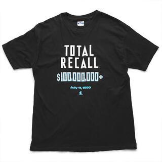 90sヴィンテージ|1990 Total Recall Tシャツ [XXL](Tシャツ/カットソー(半袖/袖なし))