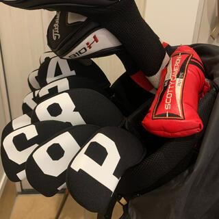 スコッティキャメロン(Scotty Cameron)のゴルフアイアン専用ヘッドカバー ゴルフクラブヘッドカバー アイアンカバー(バッグ)