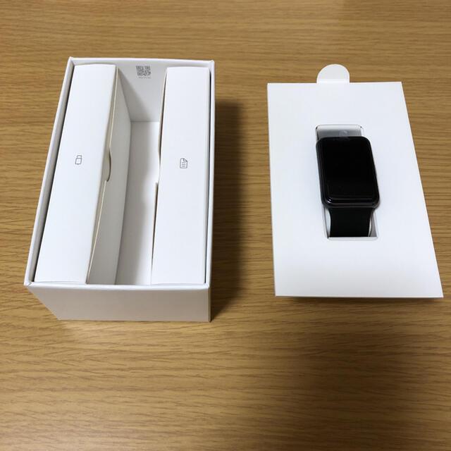 HUAWEI(ファーウェイ)のHUAWEI Watch FIT スマートウォッチ メンズの時計(腕時計(デジタル))の商品写真