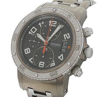 エルメス(Hermes)のエルメス HERMES クリッパー ダイバー クロノグラフ CP2.941(腕時計(アナログ))
