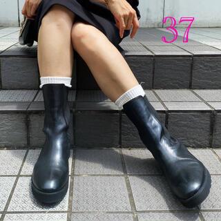 ドゥーズィエムクラス(DEUXIEME CLASSE)のCAMINAND カミナンド ブーツ ドゥーズィーエムクラス 37(ブーツ)