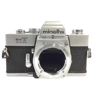 コニカミノルタ(KONICA MINOLTA)のミノルタ SRT-SUPER 一眼レフ フィルムカメラ ジャンク(フィルムカメラ)