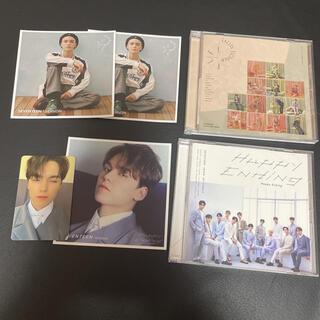 セブンティーン(SEVENTEEN)のSEVENTEEN バーノン CD トレカ エントリーカード(アイドルグッズ)